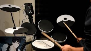 RWBY Volume 4 OST -【Bad Luck Charm】by Jeff Williams ft. Casey Lee Williams - Drum Cover