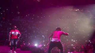 SADA BABY First summer jam show in Detroit with Tee Grizzley and Tooda