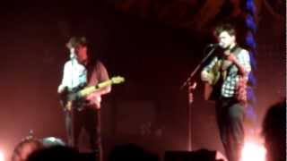 Mumford & Sons - For Those Below [HD] live