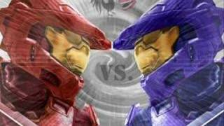 Red vs Blue - Blood Gulch Blues