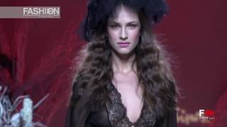 FRANCIS MONTESINOS Fall 2012 2013 Madrid - Fashion Channel