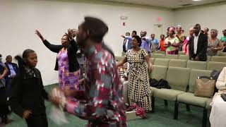 Mungu ni Yule Yule by Rochester worship team width=