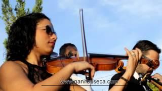 musica tema do filme armagedon no casamento violino e violoncelo