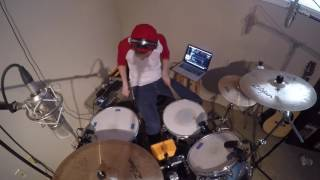 Starley - Call On Me (Ryan Riback Remix) - Drum Cover