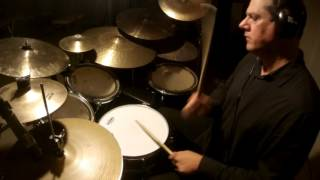James Gang - Funk #49 - drum cover by Steve Tocco