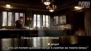 The Vampire Diaries - Rehash Yellow Ledbetter (LEGENDADO)