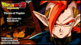 Dragonball Z - Theme of Tapion (HQ Epic Cover)
