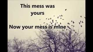 Vance Joy  Mess is Mine Lyrics Video