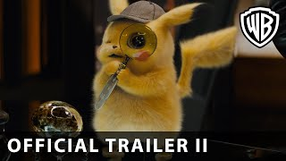 POKÉMON Detective Pikachu – Official Trailer 2