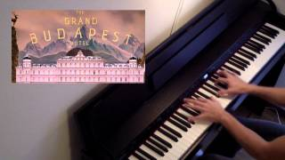 The Grand Budapest Hotel - Piano Suite