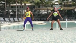 Aqua Zumba - Hula Hoop