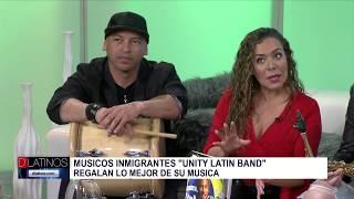 Unity Latin Band llega a D'Latinos