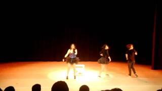 Cover Dulce Maria - Inevitable (Dançando 2011)