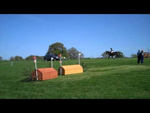 Horse Jumping Horse Trials Parklands Scone Perthshire Scotland