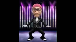 GANGNAM DANCE STYLE - UHURU