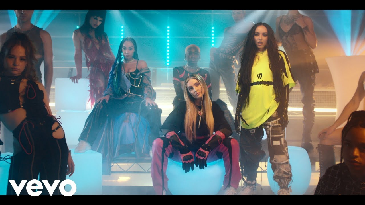 Confetti - Little Mix ft. Saweetie