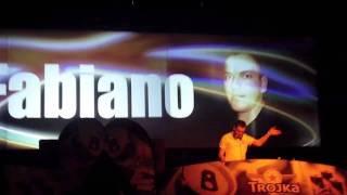 Dj Fabiano Live @ Barstreet Festival Bern 2012