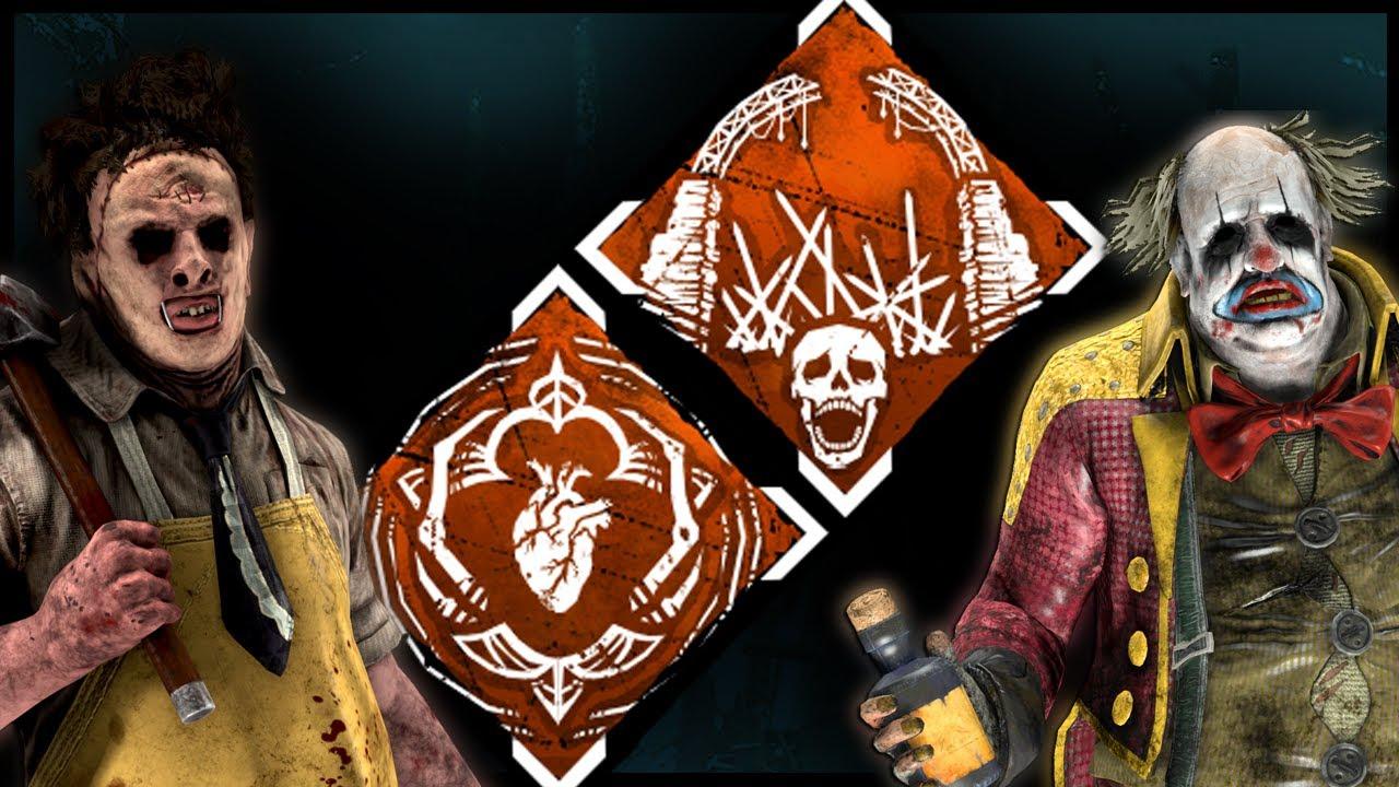 OhTofu - Shrine Showcase! Dark Devotion & Blood Warden| Dead by Daylight Killer Builds
