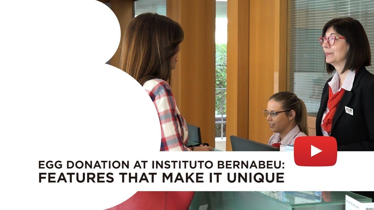Egg donation at Instituto Bernabeu