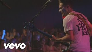 WALK THE MOON - Burning Down The House (Live)