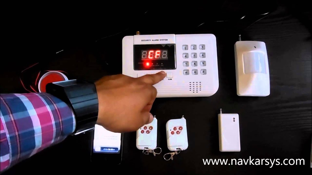 Home Security Alarm System Companies Amarillo TX 79121