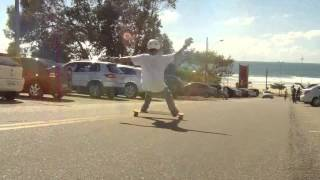 La Lomba Longboard - Fail Edit