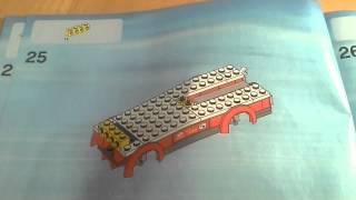 Инструкция к лего 60084 (мотоциклы)  1 часть