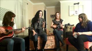 """Man of Constant Sorrow"" by Dick Burnett and Soggy Bottom Boys- cover by Camille Rae and friends"