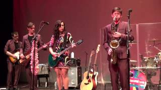 Yakety Sax performed by Adam York