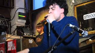 Moses Concas  -  Harmonica Beatboxing - Live at Blue Monday
