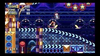 Sonic mania plus studiopolis zone act 2 super mighty 1080 hd