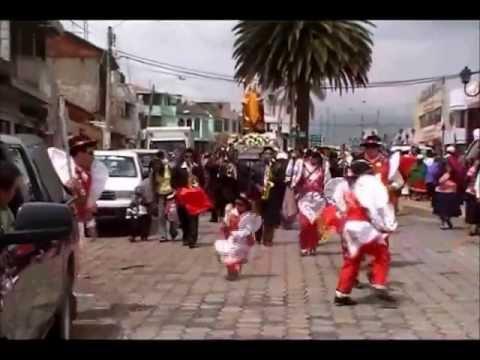 Fiestas patronales 2010 – CHAMBO –  ECUADOR   .
