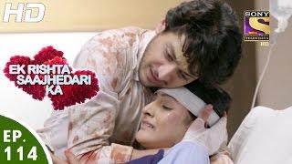 Ek Rishta Saajhedari Ka - एक रिश्ता साझेदारी का - Episode 114 - 19th January, 2017 width=