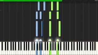 [Tutorial fácil] MAIS PERTO QUERO ESTAR - 187 - Harpa Cristã (Piano/Teclado)