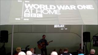 Mairead by James Clarke Five, live at BBC's WW1 event.