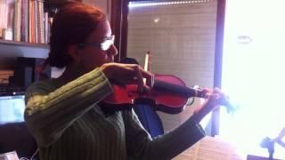 Atirei o pau no gato - Cristiane Panda - Violino