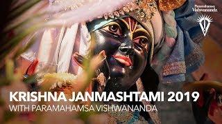 Krishna Janmashtami 2019 With Paramahamsa Vishwananda   Highlights