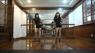 2NE1 falling in love by sandy mandy