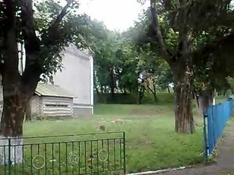 Centre of Serafyntsi