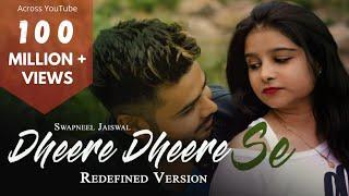 Dheere Dheere Se - Redefined | Swapneel Jaiswal | Aashiqui | Kumar Sanu | Yo Yo Honey Singh width=
