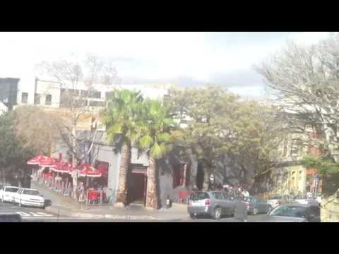 Video De Waterkant Cape town .De Waterkant  Village , Kapstadt