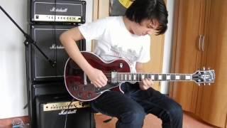 Zakk Wylde - Farewell Ballad (cover) -13 year old