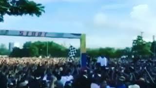 Viral...!!! Bpk Jokowi Hitung Mundur tanpa angka 2
