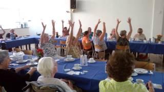 dança sênior,. oase, agosto 2016