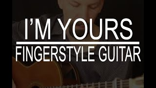 I'm Yours (Jason Mraz) - classical guitar cover by Daryl Shawn