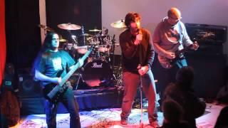 C.R.U.D 11-12-2012 @ Inkulto Live Bar - Paços de Ferreira