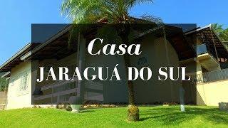 Casa na Vila Nova em Jaraguá do Sul - Rua Carlos Kupas