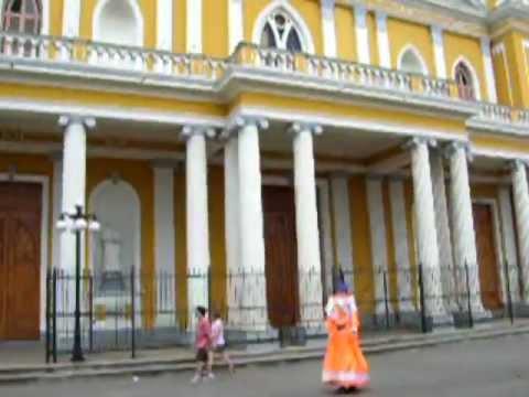 Disfrutando un dia en Granada, Nicaragua