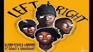 Left & Right   Instrumental   DJ Kidd Styles x J.Addison (Feat. Skooly & SwaggDaddy)