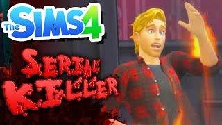 SHANE DAWSON IN SIMS 4! | Sims 4 Serial Killer Challenge